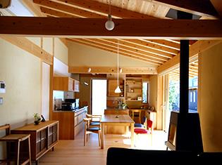 家に合わせて暮らすのではなく、住まい手の生活に合った家を建てる