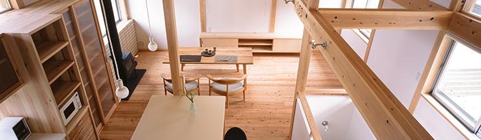 お部屋のために、お部屋に一番合った家具を、お部屋と一緒に作る選択肢